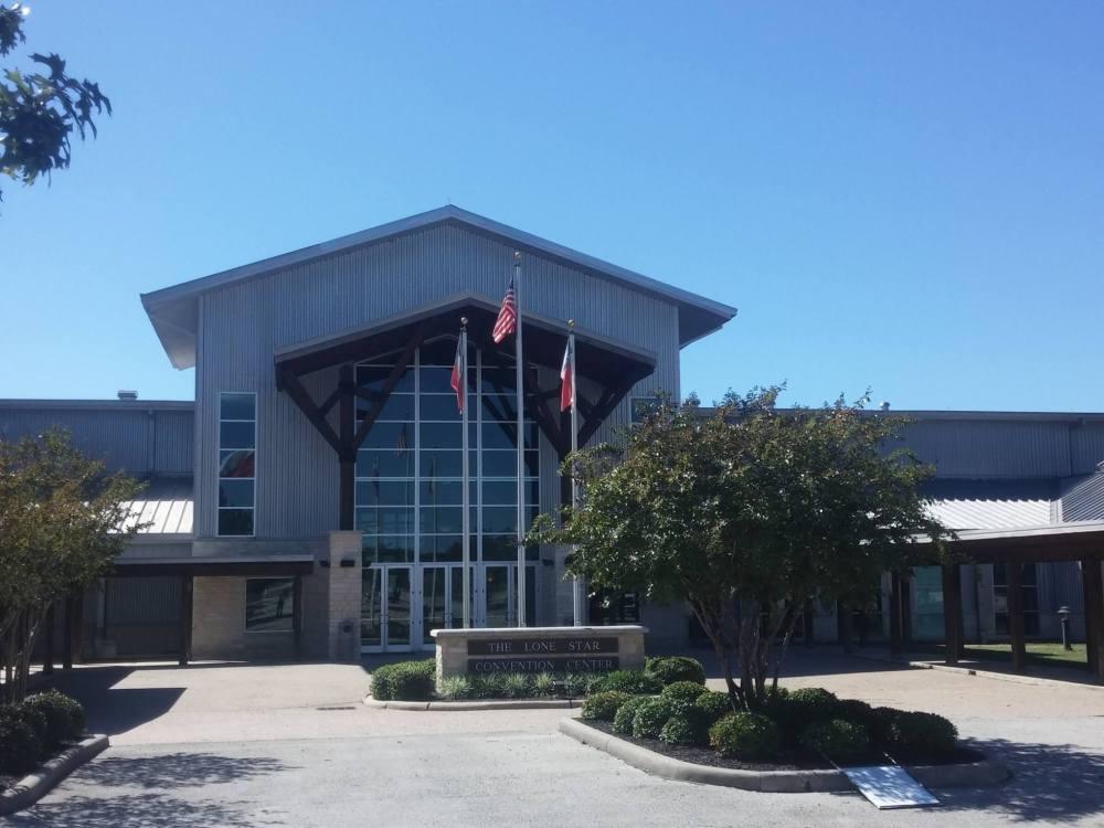 Lone Star Convention Center Conroe TX