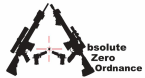 Absolute Zero Ordinance Logo