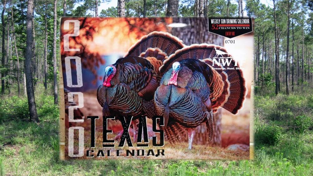 NWTF TX 2020 Calendar 010220